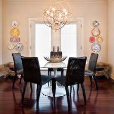 Dining Room Modern Chandeliers Contemporary Chandelier Unique Transitional Crystal Glass For