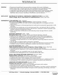 Recent College Graduate Resume Examples The Proper Summary