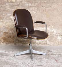 fauteuil pour bureau fauteuil de bureau vintage ico parisi les vieilles choses