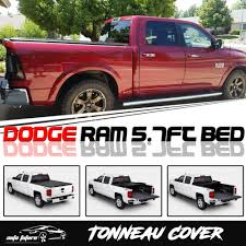100 Truck Bed Bag Tonneau Cover 20092019 Dodge Ram 57ft 150025003500 Hard TriFold