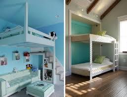 chambre mezzanine enfant lit enfant original à fabriquer soi même et idées de customisation