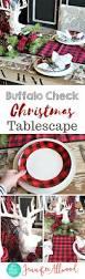 Smashing Pumpkins Christmastime by Red And Black Buffalo Check Christmas Stocking Lumberjack