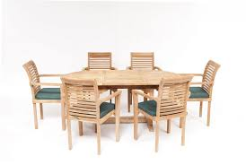 Webbed Lawn Chairs With Wooden Arms by Dining Tables Amazing Vista Web Outdoor Teak Dining Tables Table