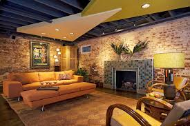 Inexpensive Basement Ceiling Ideas by Creative Basement Ceiling Ideas Simple Basement Ceiling Ideas