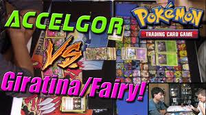 Giratina Ex Fairy Deck by Pokemon Tcg Expanded Matchup Accelgor Wobbuffet Vs Giratina