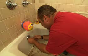 Bathtub Drain Stopper Stuck In Pipe by How To Fix A Bathtub Drain Stopper This Old House