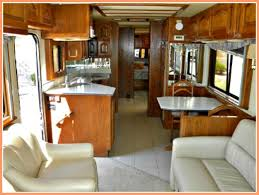 A Clean Orderly Interior Helps To Sell Your Coach