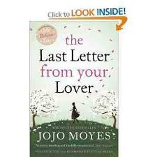 Read Dream Relax – Book Review The Last Letter From Your Lover by