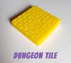 3d Dungeon Tiles Kickstarter by The Miniatures Man Kickstarter Watch Epic Dungeon Tiles