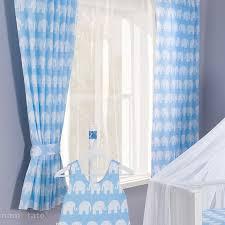 rideau chambre garcon rideau chambre bébé garçon bleu avec motif éléphant l jurassien