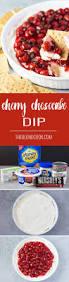Skinnytaste Pumpkin Pie Dip by Cherry Cheesecake Dip The Blond Cook