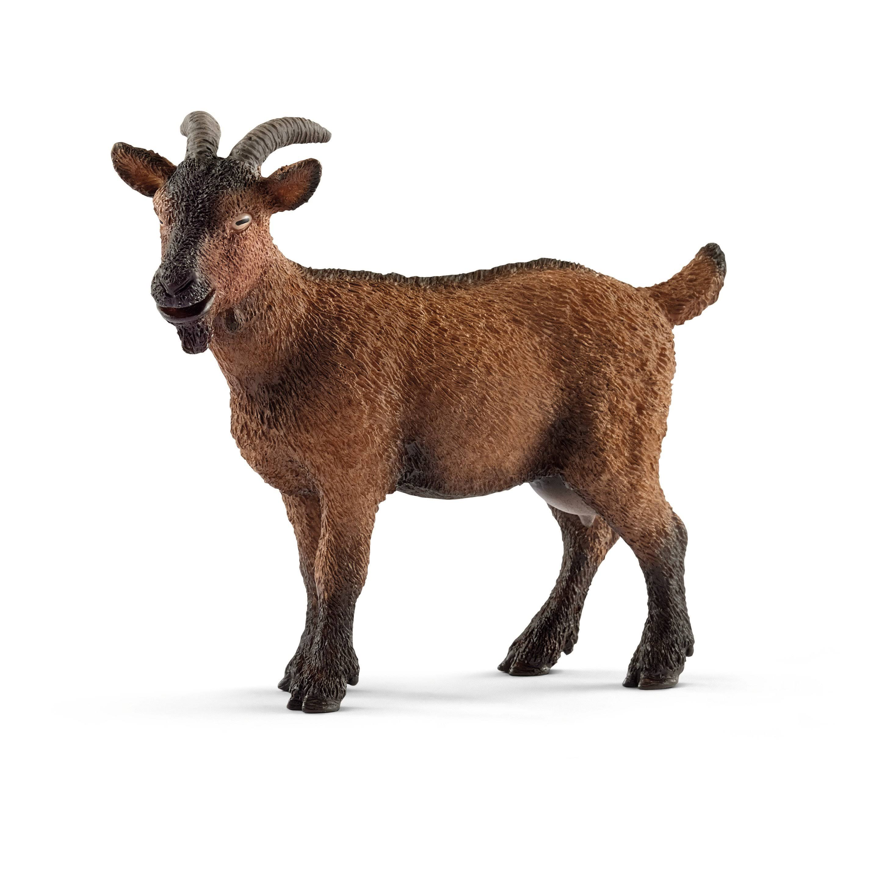 Schleich World of Nature Farm Life Plastic Figure - Goat