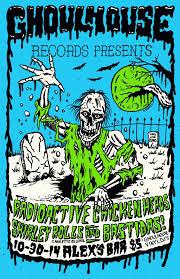 Dead Kennedys Halloween Tab by Radioactive Chicken Heads 100 Genetically Modified Rock U0027n