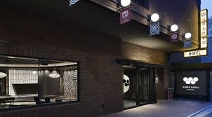 100 Tokyo Penthouses WIRED HOTEL ASAKUSA Local Community Hotel In Japan