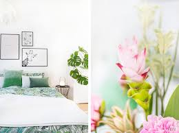 dschungel style im schlafzimmer fein und fabelhaft