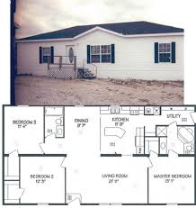 Fleetwood Triple Wide Mobile Home Floor Plans by Fleetwood Mobile Home Plan Mobile Homes