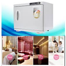 Uv Sterilizer Cabinet Uk by 23l Towel Warmer Sterilizer Cabinet Uv Heater Nail Spa Beauty