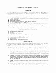 How To Type A Proper Resume by Resume Exle Beautiful Resume Summary Exles
