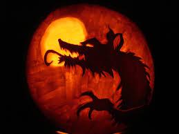 Werewolf Pumpkin Carving Ideas by Unusual Pumpkin Carving Ideas Werewolf Pumpkin Stencils Viewing