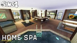sims 4 wohnzimmer ideen sims house home spa sims