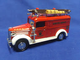 Buffalo Road Imports. Yesteryear 1932 Mercedes Benz Ladder Truck ...