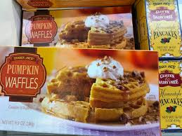 Bisquick Pumpkin Puree Waffles by My Favorite Fall Trader Joe U0027s Finds A Cup Of Kellen