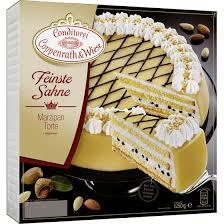 conditorei coppenrath wiese feinste sahne marzipan torte 1250g