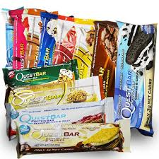 Quest Nutrition Bars Variety Pack 12 Flavors Per Box