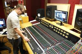 Music Studio Produces True Sound