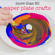 Art And Craft Ideas With Paper Plates 80 Plate Crafts For