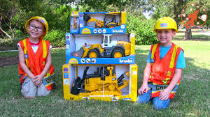 Toy Truck Videos For Children - Toy Bruder Buldozer Tractor, Backhoe ... Bruder Toys Combine Harvesters Farm Playset Fun Toys For Kids Youtube Tractor Jcb Fastrac Ride Problems Bruder Toy Expert Episode 002 Cement Truck Review Toy Garbage Side And Back Loader Trucks Unboxing Excavator Loader Kids Playing With News Delivery 2016 Mercedes Benz Truck Crashes Lamborghini Scania Toys Manitou Mrt 007 Truck Ram 2500 Cars Rc Adventures Scania Rseries Liebherr Crane 03570 Trucks Tractors Cars 2018 Tractors Work Action Video
