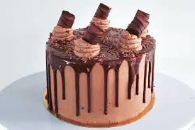 layer cake kinder bueno au thermomix cookomix