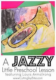 A Jazzy Little Preschool Lesson
