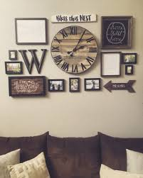 living room awesome rustic living room wall decor rustic wrought