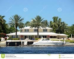 maison de luxe de bord de mer image stock image 27732659