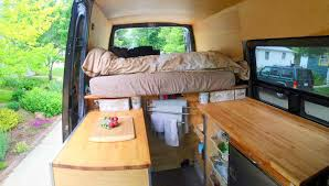 Steveus Sprinter Camper Van Conversion Kits Project Build A Rv The Great Canadian Diy