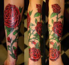 Best Vine Sleeve Tattoo Designs 52 For Skull Tattoos Men With