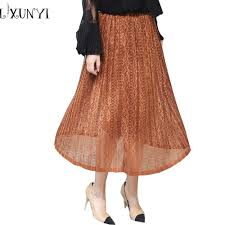 compare prices on pleated yellow skirt online shopping buy low