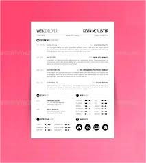 Single Page Resume Template One Templates Free Samples Cascade Word Download Examples Re