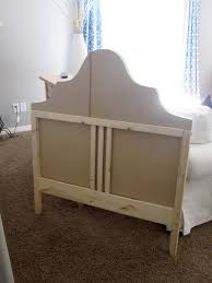 Fjellse Bed Frame Hack by All Things Campbell Ivy U0027s Upholstered Bed