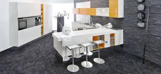 u küche alpha lack weiß mit blanco zeus