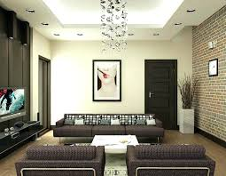 contemporary living room wall decor ideas wallpaper design for