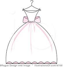 wedding dress clipart wedding dress clip art 400 420
