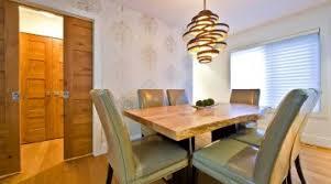 Breathtaking Nice Funky Dining Room Elegant Modern