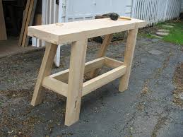 Portable Woodworking Bench Ideas
