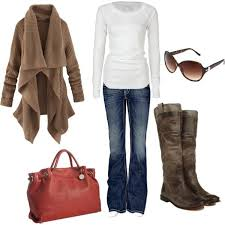 I Love Fall ClothesI Have A Consistent Style Of Clothing