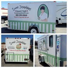 100 Dessert Trucks Sweet Josephines Food Truck Wilmington DE Food