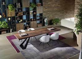 moderne massivholz esszimmermöbel die natur spüren