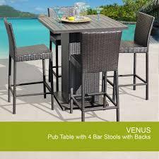 patio furniture bar set roselawnlutheran