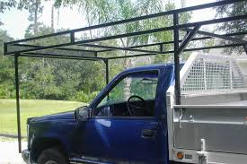 100 Truck Pipe Rack Ladder S Bear Welding Fabrication LLC